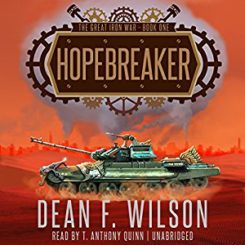 Book Review: Hopebreaker by Dean F. Wilson