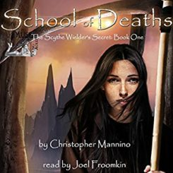 Book Review: School of Deaths by Christopher Mannino