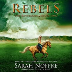 Book Review: Rebels (Reverians #2) by Sarah Noffke