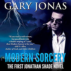 Book Review: Modern Sorcery (Jonathan Shade #1) by Gary Jonas