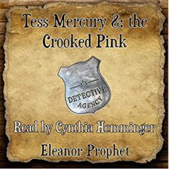 Book Review: Tess Mercury and the Crooked Pink