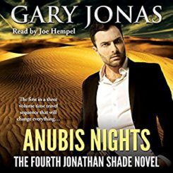 Book Review: Anubis Nights (Jonathan Shade #4) by Gary Jonas