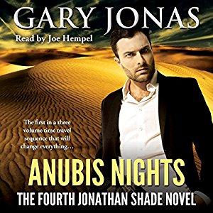 Book Review: Anubis Nights (Jonathan Shade #4) by Gary Jonas