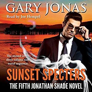Book Review: Sunset Specters (Jonathan Shade #5) by Gary Jonas