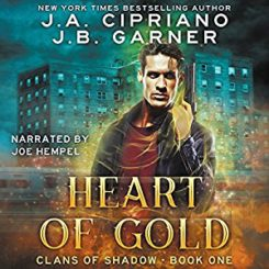 Book Review: Heart of Gold by J.A. Cipriano and J.B. Garner