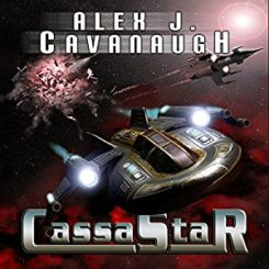 Book Review: CassaStar by Alex J. Cavanaugh
