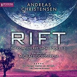Book Review: Rift: The Complete Rift Saga (1-3) by Andreas Christensen