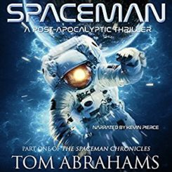 Book Review: SpaceMan by Tom Abrahams