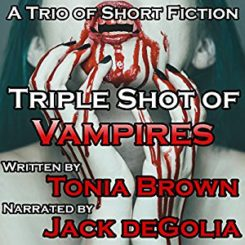 Book Review: Triple Shot of Vampires by Tonia Brown