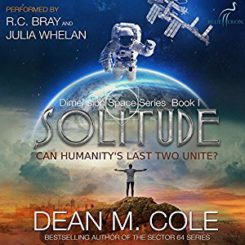 Book Review and Spotlight: Solitude (Dimension Space #1) by Dean M. Cole
