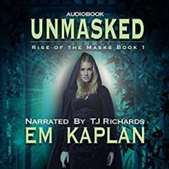 Book Review: Unmasked by E.M. Kaplan