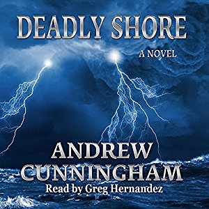 Book Review and Spotlight: Deadly Shore by Andrew Cunningham