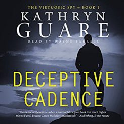 Book Review, Promo and Giveaway: Deceptive Cadence by Kathryn Guare