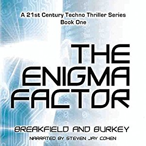 Book Review: The Enigma Factor by Charles V. Breakfield, Roxanne E. Burkey