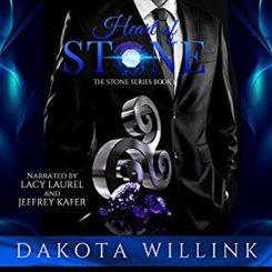 Promo and Giveaway: Hart of Stone by Dakota Willink