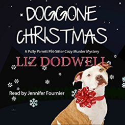 Book Review: Doggone Christmas (A Polly Parrett Pet-Sitter #1) by Liz Dodwell