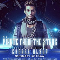 Book Review: The Pirate from the Stars by Cheree Alsop