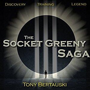 Book Review: The Socket Greeny Saga (1-3) by Tony Bertauski