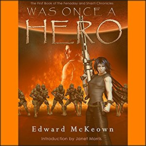Book Review: Was Once a Hero by Edward McKeown