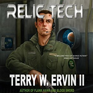 Book Review: Relic Tech by Terry W. Ervin II