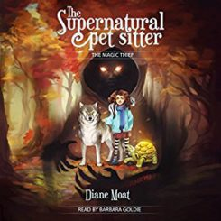 Book Review, Promo and Giveaway: The Supernatural Pet Sitter by Diane Moat