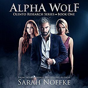Book Review: Alpha Wolf by Sarah Noffke