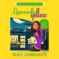 Book Review: Limoncello Yellow by Traci Andrighetti