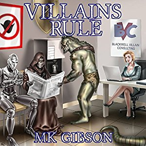 Book Review: Villains Rule by M.K. Gibson