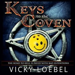 Promo and Giveaway: The Keys to the Coven by Vicky Loebel