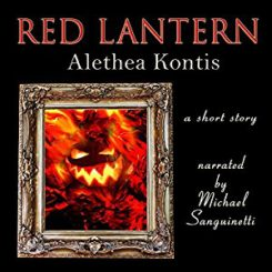 Book Review: Red Lantern (A Short Story) by Alethea Kontis