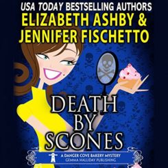Book Review: Death by Scones by Elizabeth Ashby, Jennifer Fischetto