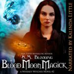 Promo and Giveaway: Blood Moon Magick by S.M. Blooding