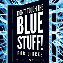 Book Review: Don't Touch the Blue Stuff by Rob Dircks