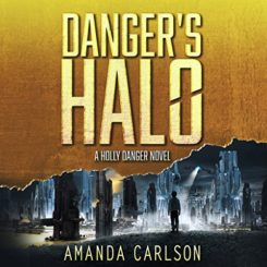 Book Review: Danger's Halo by Amanda Carlson