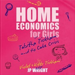 Promo and Giveaway: Home Economics for Girls by J.P. Wright