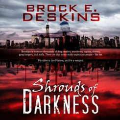 Book Review: Shrouds of Darkness by Brock E. Deskins