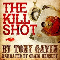 Book Review: The Kill Shot by Tony Gavin