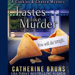 Book Review: Tastes Like Murder by Catherine Bruns