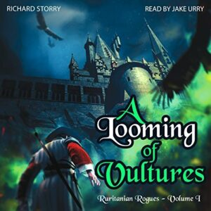 Book Review and Giveaway: A Looming of Vultures by Richard Storry