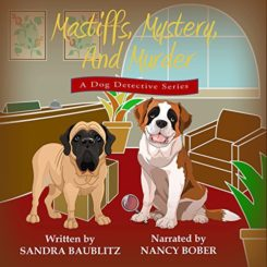Book Review: Mastiffs, Mystery, and Murder by Sandra Baublitz