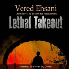 Book Review: Lethal Takeout by Vered Ehsani