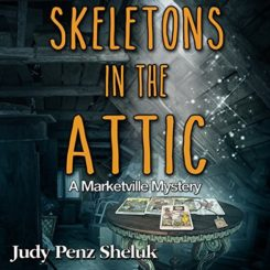 Book Review: Skeletons in the Attic by Judy Penz Sheluk