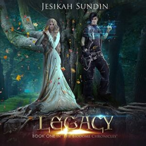 Book Review: Legacy by Jesikah Sundin