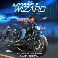 Book Review: The Impossible Wizard by James E. Wisher