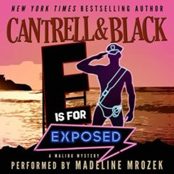Book Review: E Is for Exposed: A Malibu Mystery by Rebecca Cantrell, Sean Black