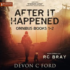 Book Review:  After It Happened Omnibus: Survival / Humanity (After It Happened #1-2) by Devon C. Ford