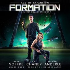 Book Review: Formation by Sarah Noffke, J.N. Chaney, Michael Anderle