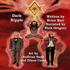 Book Review: Dark Ripple: When Lovecraft met Crowley by Brian Barr