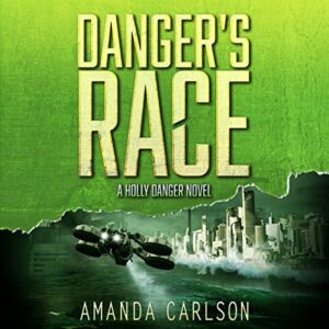 Book Review: Danger's Race by Amanda Carlson