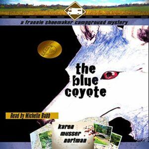Book Review: The Blue Coyote by Karen Musser Nortman